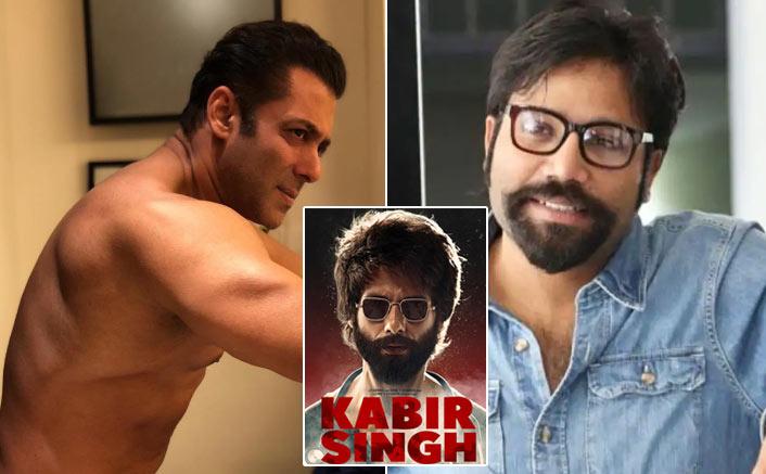 SCOOP: A Blockbuster Kabir Singh & Now A Movie With Salman Khan? Director Sandeep Reddy Vanga Is On A Roll!