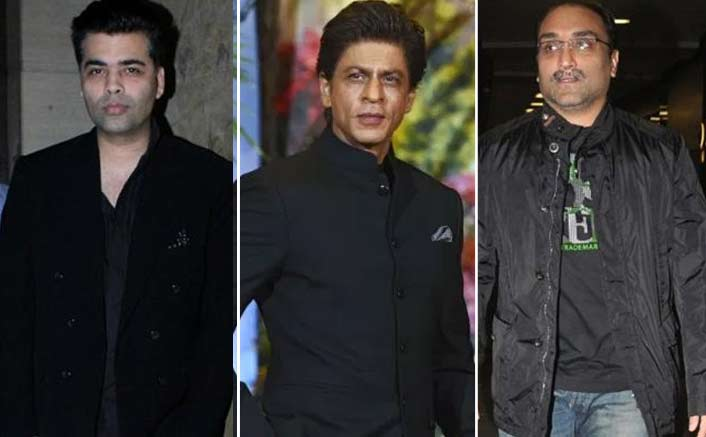 Shah Rukh Khan Gets Emotional; Pens A Heartfelt Note For His Dearest Aditya Chopra & Karan Johar
