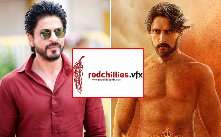 20 Lakhs/Min! That's How Much Shah Rukh Khan's Company Is Charging For VFX Of Sudeep's Pailwaan