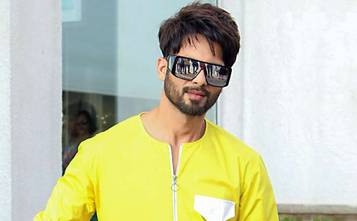 Shahid could never do long distance relationships