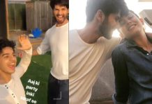 "Shahid Kapoor-Ishaan Khatter Do A Goofy Dance To Celebrate Kabir Singh's Success; Mira Says, ""Aajki Party Inki Taraf Se"""
