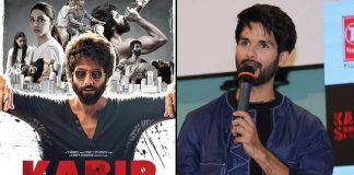 Shahid tells what makes 'Kabir Singh' unique