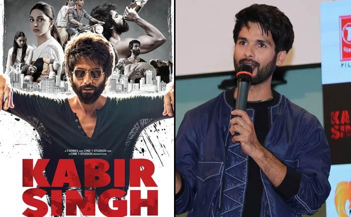 Shahid tells what makes 'Kabir Singh' unique