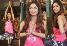 Shilpa Shetty's Yoga moves- move everyone ahead of International Yoga Day!