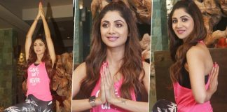 Shilpa Shetty's Yoga moves- move everyone ahead of International Yoga Day!