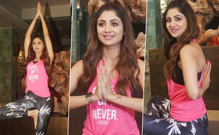 Shilpa Shetty's Fitness App Wins BIG In Google Play's Best Apps Of 2019!
