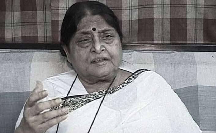 Singer-actress Ruma Guha Thakurta dead