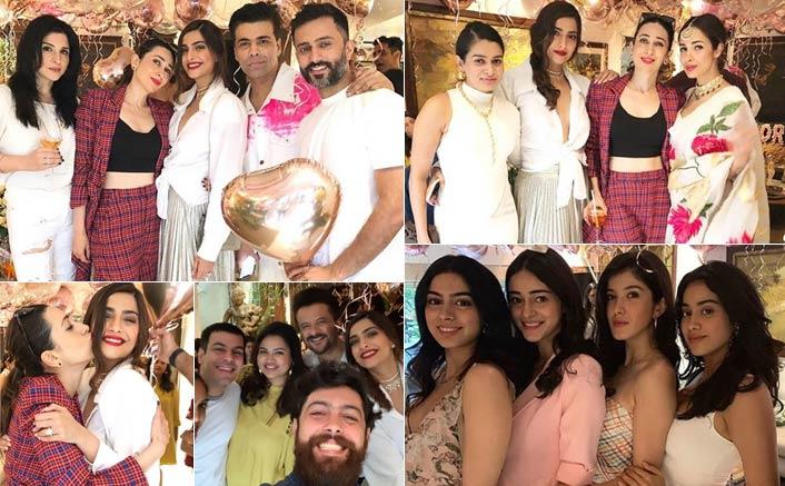 Sonam Kapoor hosts star-studded special birthday brunch