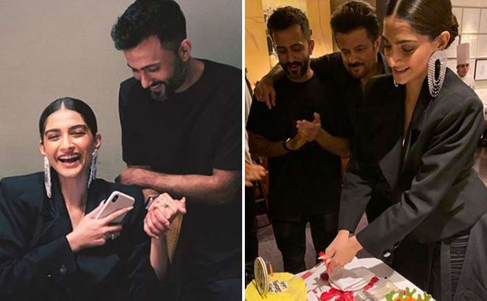 Happy Birthday Sonam Kapoor: Birthday Girl Celebrates The Special Day With Her 'World' Anand Ahuja & Family!