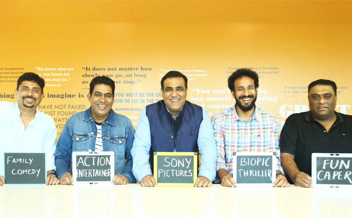 Sony Pictures scripts plan to expand India footprint