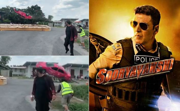 Sooryavanshi: Rohit Shetty Shares A Dangerous Car-Stunt Video; Akshay Kumar Fans - This Is For You!