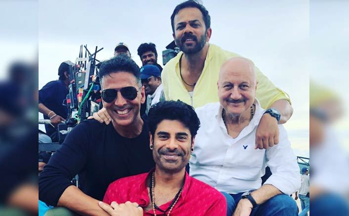 Anupam Kher Feels Rohit Shetty & Akshay Kumar's Sooryavanshi Will Be Life-Changing For Son Sikander Kher!