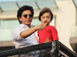 Shah Rukh Khan's Son AbRam Asks The Paparazzi To Make Way As They Click His Photos