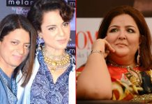 """Sunaina Roshan's Phone Is off; God Knows What They Did To Her,"" Claims Kangana Ranaut's Sister Rangoli"