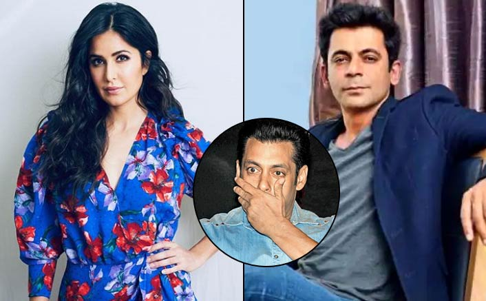 Sunil Grover Got Slapped By Katrina Kaif On Bharat Sets & Salman Khan's Reaction Was SHOCKING!