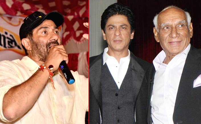 "Sunny Deol Opens Up All About Darr Controversy With Shah Rukh Khan & Yash Chopra: ""Ripped My Pants In Anger"""