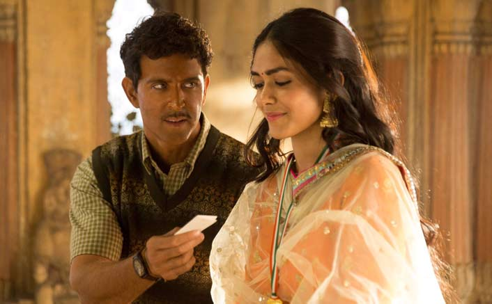 Jugraafiya From Super 30 Out! It's All About The Extremely Cute Controversy Between Hrithik Roshan & Mrunal Thakur