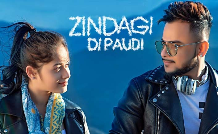 T-Series' new song New Single 'Zindagi Di Paudi' Featuring Millind Gaba is out now!