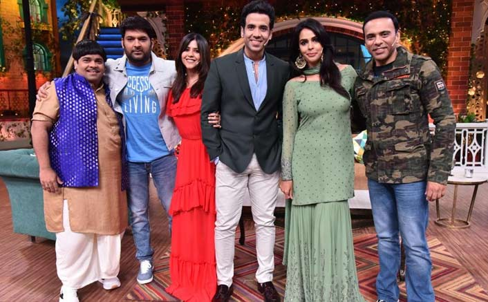 The Kapil Sharma Show: Kiku Sharda & Krushna Abhishek Turns The New Guests For The Show!
