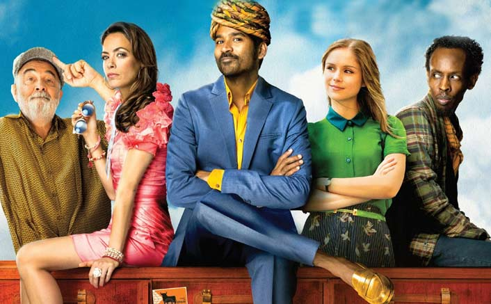 The Extraordinary Journey Of The Fakir Trailer: Dhanush Takes You On An Entertaining Journey!
