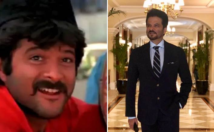 Evergreen look- Anil Kapoor
