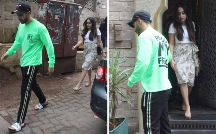 Varun Dhawan enjoys lunch date with bae Natasha