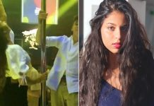 VIDEO: Suhana Khan & Pole Dance