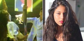 VIDEO: Suhana Khan & Pole Dance