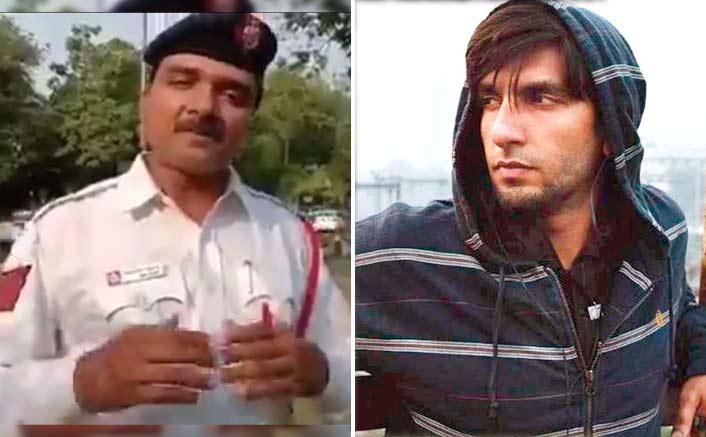 Apna Time Ayega: Delhi Cop Sings Ranveer Singh's Hit Gully Boy Song And It's By Far The Best!