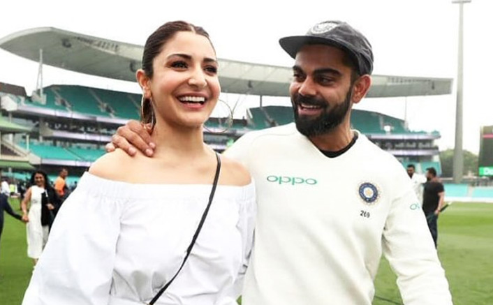Anushka all praise for Virat Kohli's on-field gesture