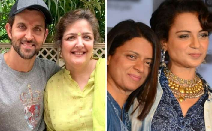 WHAT! Hrithik Roshan's Sister Sunaina Roshan Called & Messaged Kangana Ranaut & Rangoli Chandel For Apologizing