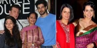"WHAT! Kangana Ranaut's Sister Rangoli Calls Aditya Pancholi & Family -""Full Time Criminal Family"""
