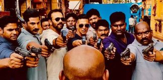 When Akshay 'shot' at fight master of 'Sooryavanshi'