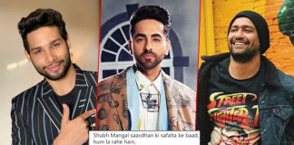 Will Ayushmann Khurrana make love to Vicky Kaushal and Siddhant Chaturvedi? Bohot Hard Josh!