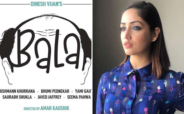 Yami's experience as model helped her in 'Bala'