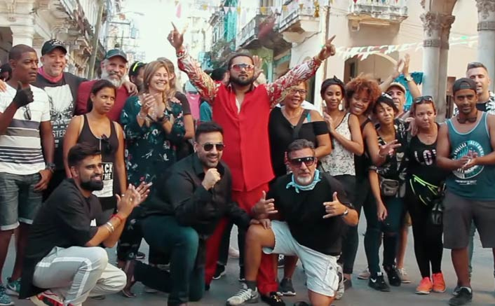 Yo Yo Honey Singh is all geared up for the release of his upcoming Bhangra-Hip hop song