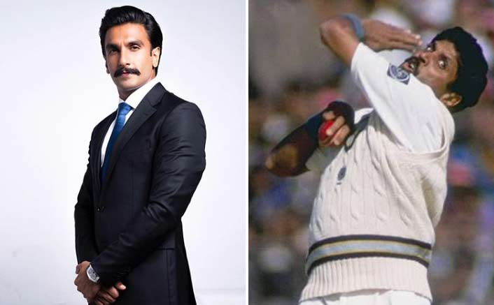 '83 First Look: Ranveer Singh PERFECTLY Mirrors Kapil Dev; Hair, Moustache & Attitude - On Point!