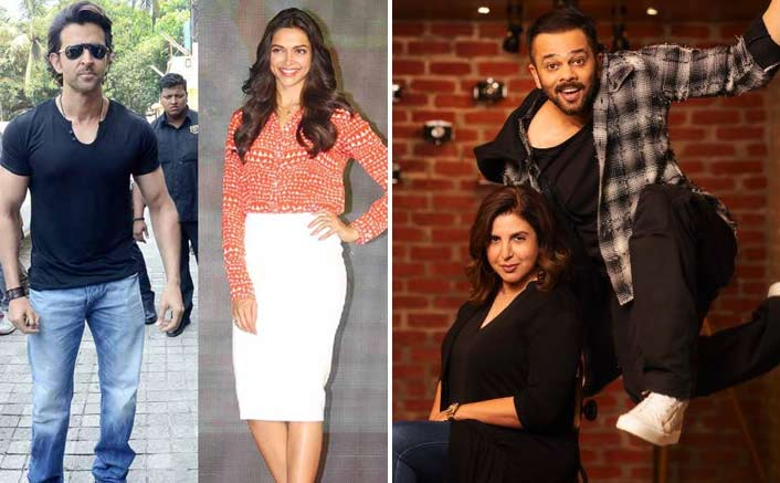 BREAKING: Hrithik Roshan & Deepika Padukone In Rohit Shetty-Farah Khan's Satte Pe Satta Remake?