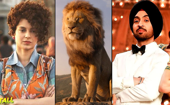Box Office: The Lion King's 2nd Weekend Is More Than The Combined 1st Weekend Of Judgementall Hai Kya & Arjun Patiala