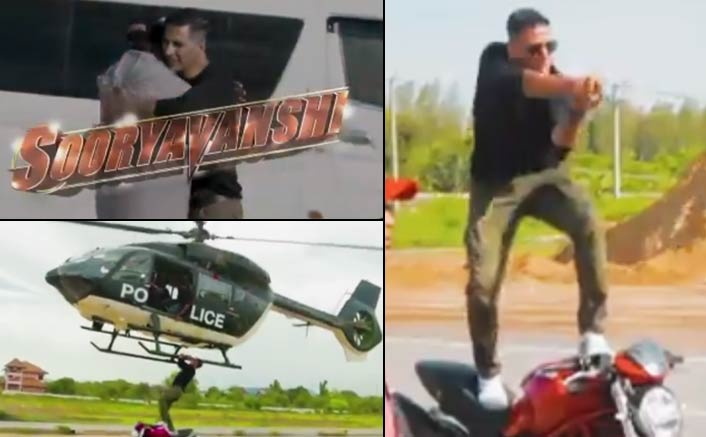 Sooryavanshi Latest Video: Akshay Kumar's Action + Rohit Shetty's Vision = A BLOCKBUSTER Combo Long Due!