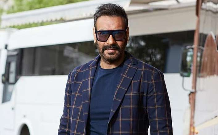 Ajay Devgn opens railways-themed multiplex in Ratlam