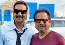 Ajay Devgn puts a smile on my face: Anees Bazmee