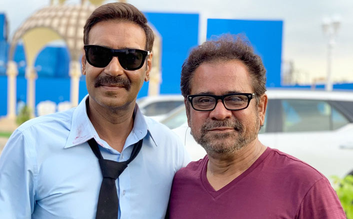 """Anees Bazmee On Ajay Devgn:""""He Manages To Get A Smile Whenever He Drops To Meet"""""""