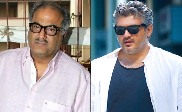Ajith Kumar teams up with Boney Kapoor for 'AK60'