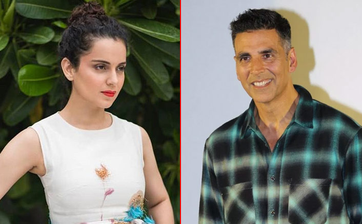 Akshay Kumar Addresses Kangana Ranaut-Media Row & The Answer Couldn't Be More Convincing!