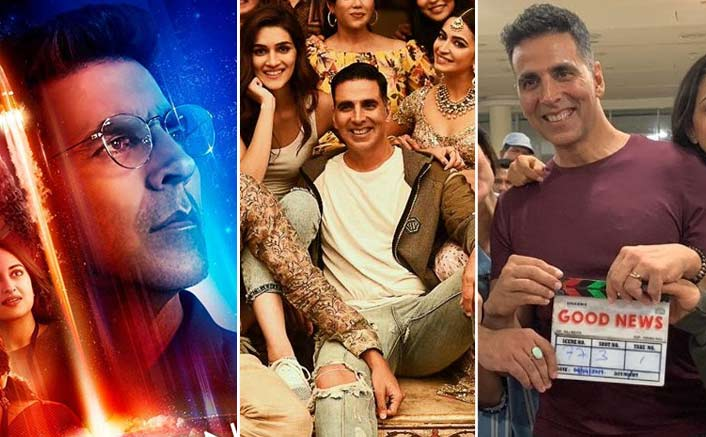Akshay Kumar Fans Rejoice! Khiladi Kumar To Carry A Major Second Half Of 2019 With 3 Biggies