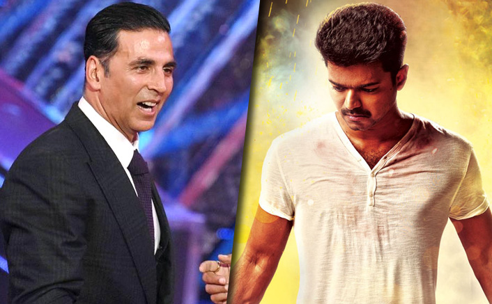 Akshay Kumar To Feature In A Hindi Remake Of Vijay Starrer! To Reunite With Mission Mangal Director