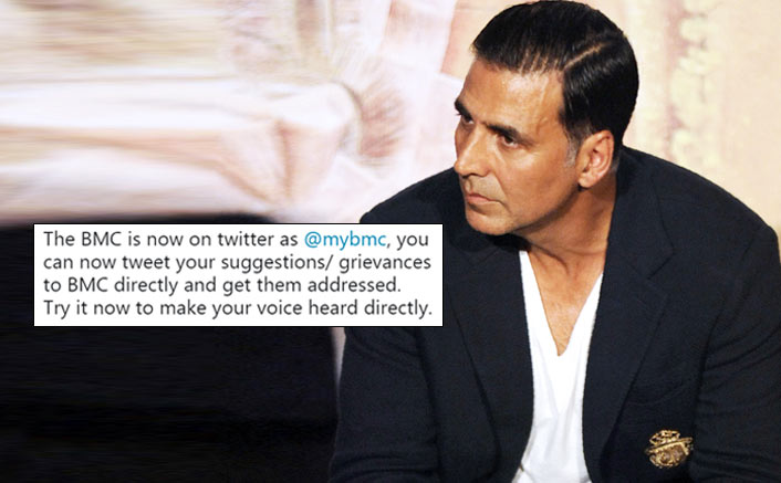 Akshay Kumar Gets Trolled Again For Canadian Citizenship As He Welcomes BMC On Twitter