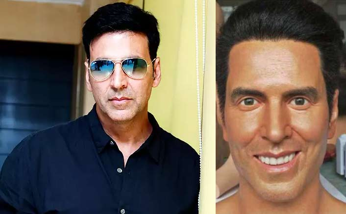 Akshay Kumar's First Ever Wax Statue Unveiled; It's Emotional Connect Will Surely Move You!
