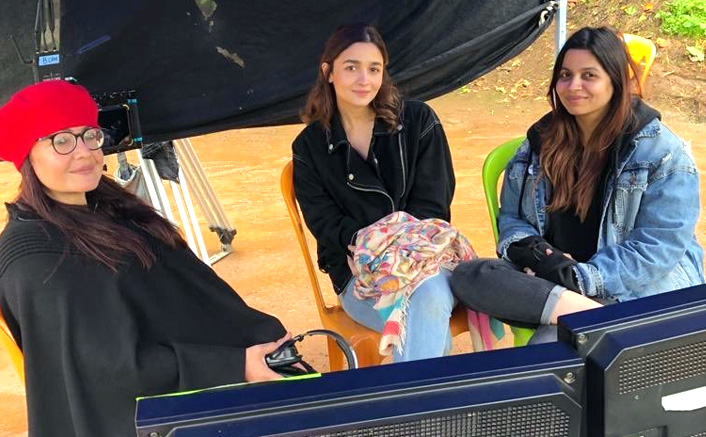 Alia and sisters create moments of memory in Ooty